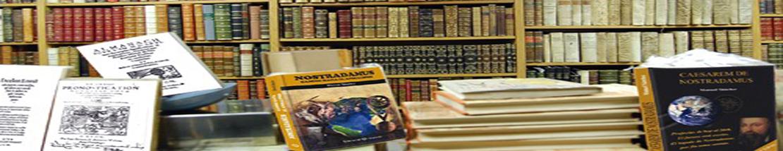 Todos los libros de Nostradamus en librerías
