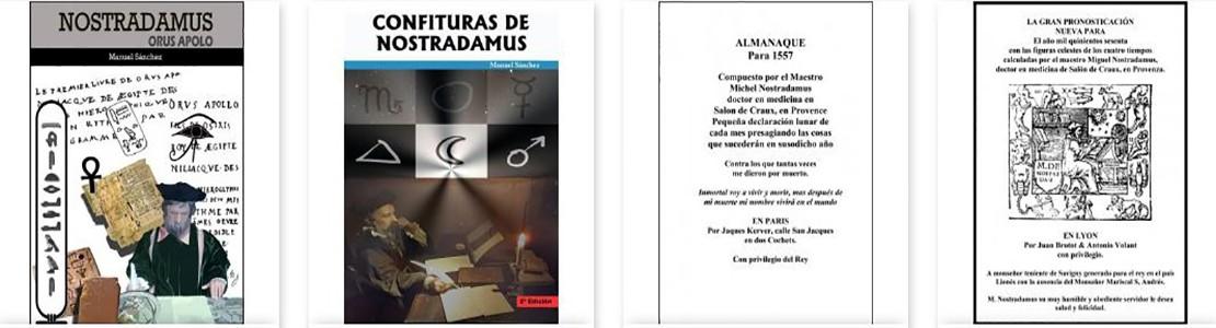 Libros originales de Nostradamus traducidos